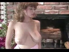Christy Canyon and Rikki Blake - Hawt Lesbo Scene