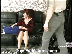Lillian&Marcus kinky mature action