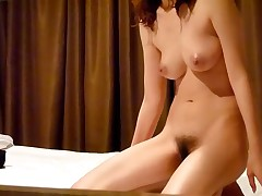 Lascivious Koreans homemade sex part 3
