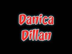 Danica Dillan Hubby Eats Darksome Man Cum From Her Gazoo