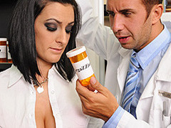 `Presley is a very busy doctor with no time for a personal life. That Babe has been secretly writing herself prescriptions for a recent kind of `raunchy enhancer`. Keiran, the pharmacist, catches on to Presley's little plan and confronts her. That Babe tells him about the pills and what they can do so they one as well as the other take some have a very intense raunchy experience.`