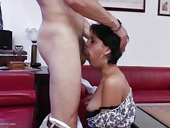 sakira making love with a horny old stud