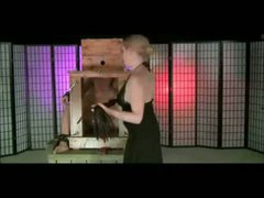 Submissive Wench In A Box