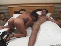 Sexy Femdom Scene