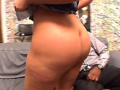Juicy babe Bella Reese deepthroates a monstrous black dick, and its the greatest pleasure this babe has ever had