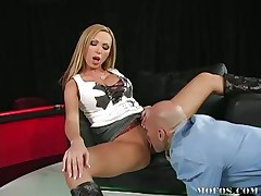 nikki benz loves getting her pussy licked and fucked