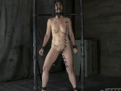 Sweet torment for lusty hottie