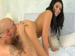 All natural curvy girl craves the big cock