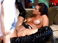 Tory Lane is booty screwed in her sexy boots