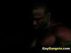 Ebony Gays Hardcore Group Anal Fuck