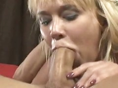 Busty Cock Whore Carly Parker Giving A Sloppy Mean Oral On Rock Hard Cock
