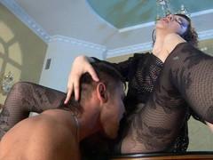 Helena&Govard perverted hose sex episode