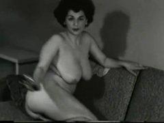 Busty Vintage Milf