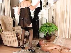 Nellie&Morris nasty nylon clip