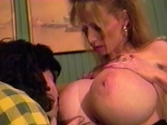 Give it up to this daring, captivating blonde slut in one of her daring...